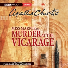 Murder at the Vicarage : BBC Radio 4 Full Cast Dramatisation, CD-Audio Book