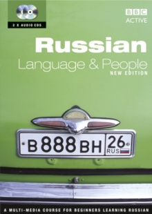 Russian Language and People, CD-Audio Book