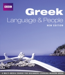 Greek Language and People Course Book, Paperback Book