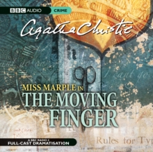 The Moving Finger, CD-Audio Book
