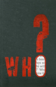 Who?, Paperback Book