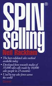 Spin - Selling, Paperback Book
