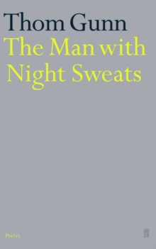 Man with Night Sweats, Paperback Book