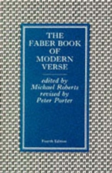 The Faber Book of Modern Verse, Paperback Book