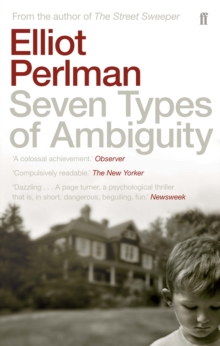 Seven Types of Ambiguity, Paperback Book