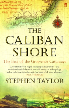 The Caliban Shore, Paperback Book