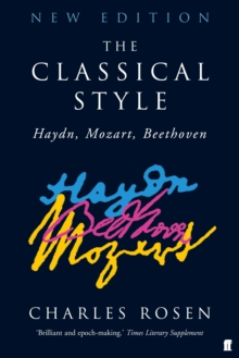 The Classical Style, Paperback Book