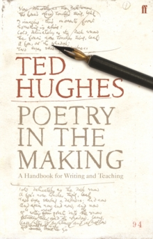Poetry in the Making : A Handbook for Writing and Teaching, Paperback Book