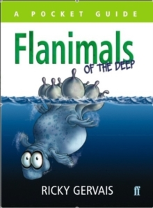 Flanimals of the Deep, Paperback Book