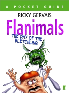 Flanimals: the Day of the Bletchling, Paperback Book