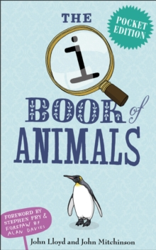 The QI Pocket Book of Animals, Paperback Book