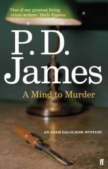 A Mind to Murder, Paperback Book