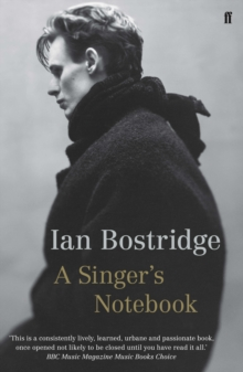 A Singer's Notebook, Paperback Book