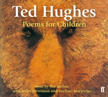 Poems for Children : Read by Ted Hughes. Selected and Introduced by Michael Morpurgo., CD-ROM Book