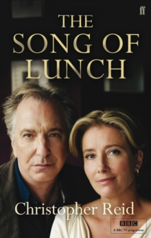 The Song of Lunch, Paperback Book