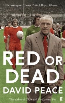 Red or Dead, Paperback Book