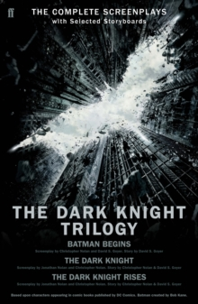 The Dark Knight Trilogy, Paperback Book