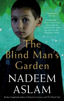 The Blind Man's Garden, Paperback Book