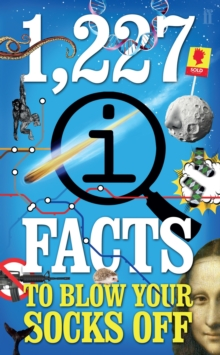 1,227 QI Facts to Blow Your Socks Off, Paperback Book