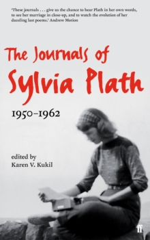 The Journals of Sylvia Plath, Paperback Book