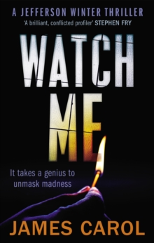 Watch Me, Paperback Book