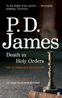 Death in Holy Orders, Paperback Book