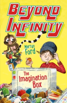 The Imagination Box: Beyond Infinity, Paperback Book