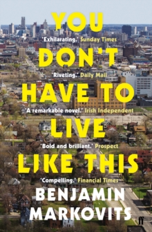You Don't Have to Live Like This, Paperback Book