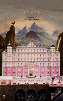 The Grand Budapest Hotel, Paperback Book