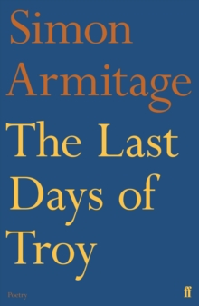 The Last Days of Troy, Paperback Book
