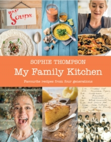 My Family Kitchen, Hardback Book