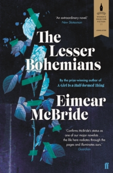 The Lesser Bohemians, Paperback Book