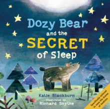 Dozy Bear and the Secret of Sleep, Paperback Book