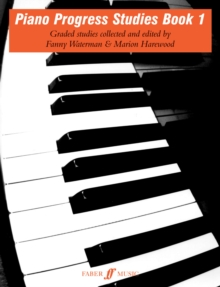 PIANO PROGRESS STUDIES BOOK 1, Paperback Book