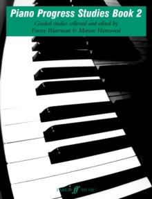PIANO PROGRESS STUDIES BOOK 2, Paperback Book