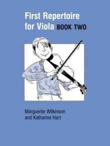 First Repertoire for Viola : Bk. 2, Paperback Book