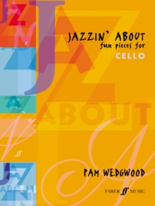 Jazzin' About : (cello and piano), Paperback Book