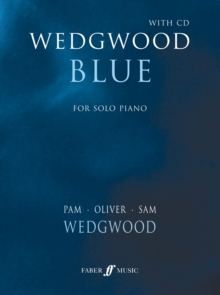 Wedgwood Blue : For Solo Piano, Mixed media product Book