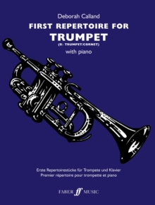 First Repertoire for Trumpet, Paperback Book