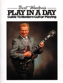 Bert Weedon's Play in a Day : (Guitar), Paperback Book