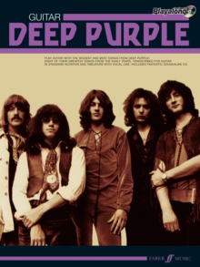 Deep Purple Authentic Playalong Guitar, Mixed media product Book