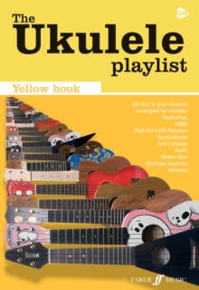 The Ukulele Playlist : The Yellow Book, Paperback Book