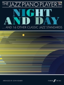 The Jazz Piano Player: Night and Day : (piano Solo), Mixed media product Book