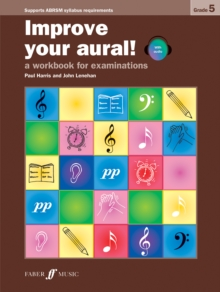 Improve Your Aural! Grades 5 : (Piano Solo), Mixed media product Book
