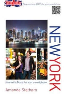 A Brit Guide to New York, Paperback Book