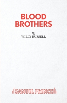 Blood Brothers : A Musical - Book, Music and Lyrics, Paperback Book