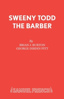 Sweeney Todd the Barber : Play, Paperback Book