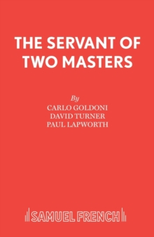 The Servant of Two Masters, Paperback Book