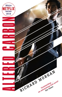 Altered Carbon, Paperback Book