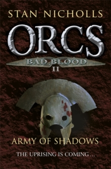 Orcs Bad Blood II : Army of Shadows, Paperback Book